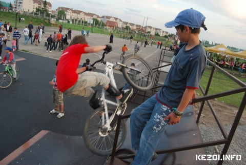 Kezdi Skate park