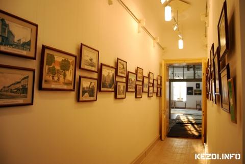 Gyüjtemények Háza - 20-as Udvartér