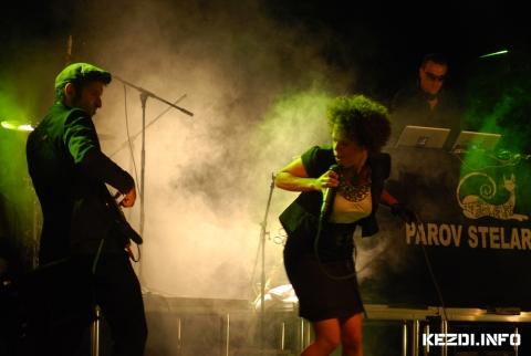 Parov Stelar Band - Live - @ Kézdi Centrum