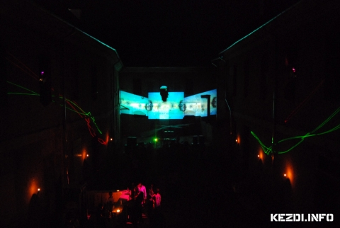 Dj Arena - Kézdi City