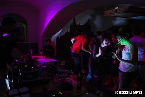 Party Session 5 - DownSound