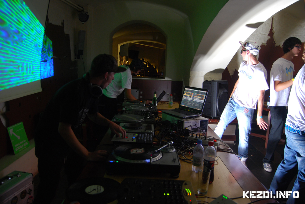 Party Session 5 - DownSound - Filmklub