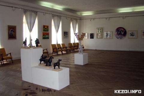 XX. Incitato mûvésztábor tárlata 2012