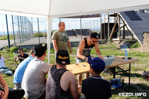 Motivational Dirt Jam 2014 - Kinnzo Sound System - fotó: Bokor Zsolt