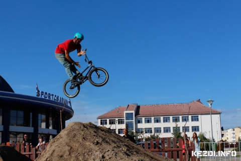 Motivational Dirt Jam 2014 Action - fotó: Bokor Zsolt