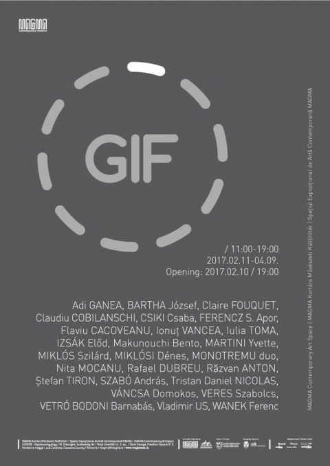 Graphics Interchange Format group Exhibition @ MAGMA - Graphics Interchange Format group Exhibition @ MAGMA