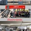 A LASER DT Kft. munkatársakat alkalmaz korszerűen felszerelt gyártásba