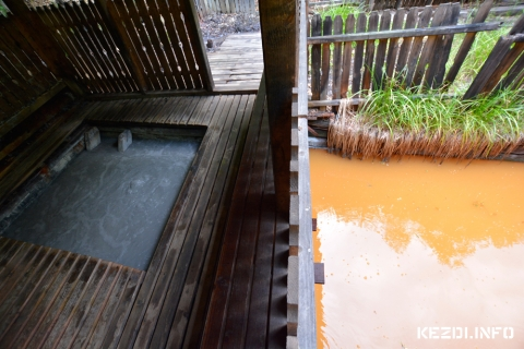 Get younger and revitalise your body in volcanic steam baths and springs in Deep Transylvania - Get younger and revitalise your body in volcanic steam baths and springs in Deep Transylvania