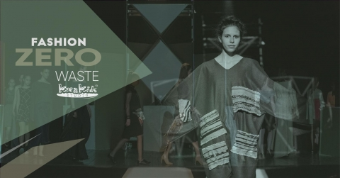 No Waste fashion show