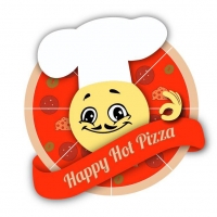 Happy Hot Pizza