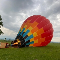 X Balloon Transylvania