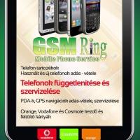 GSMRing - Mobil Telefon tartozékok, mobil telefon javítás