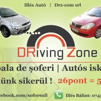 Driving Zone - Autos Iskola