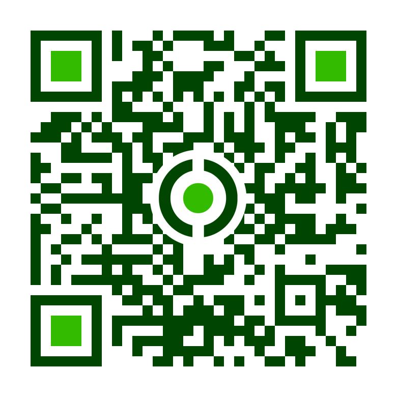 Universal Paradis Kft. Mobil QR kódja