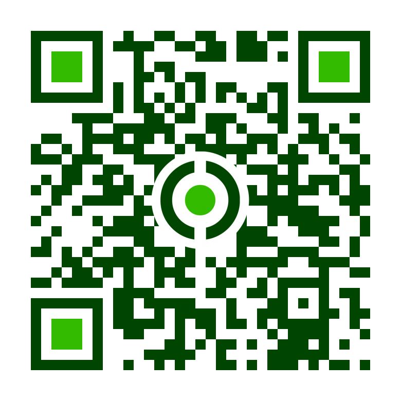 KENDU Egyesület Mobil QR kódja