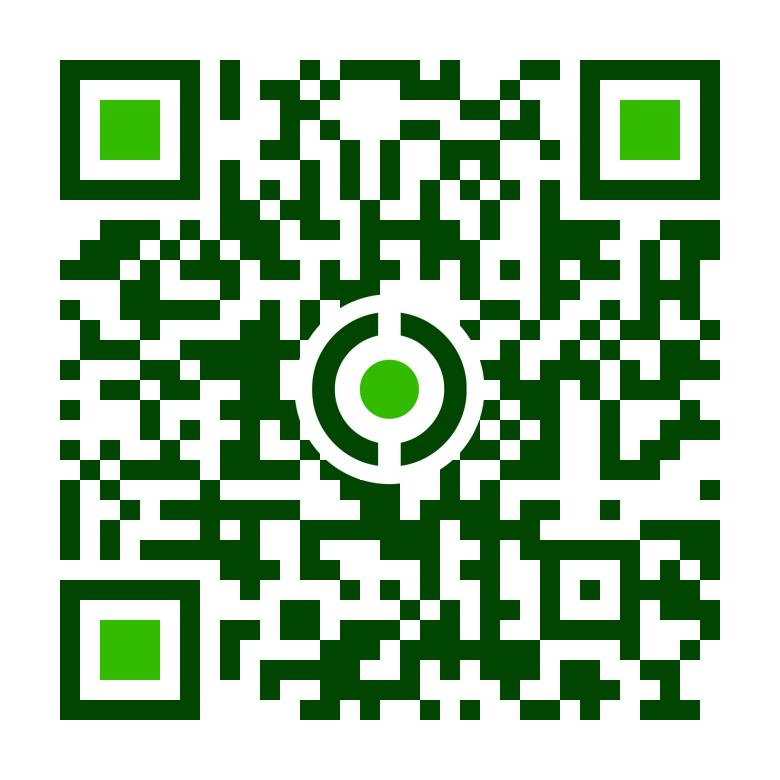Kid Feet Mobil QR kódja
