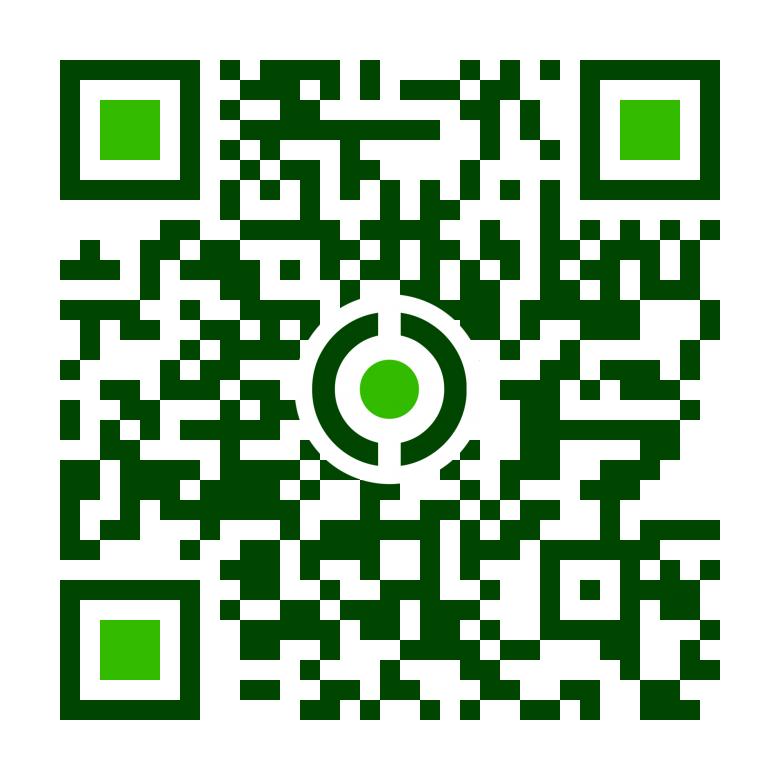 Greenfarm Mobil QR kódja
