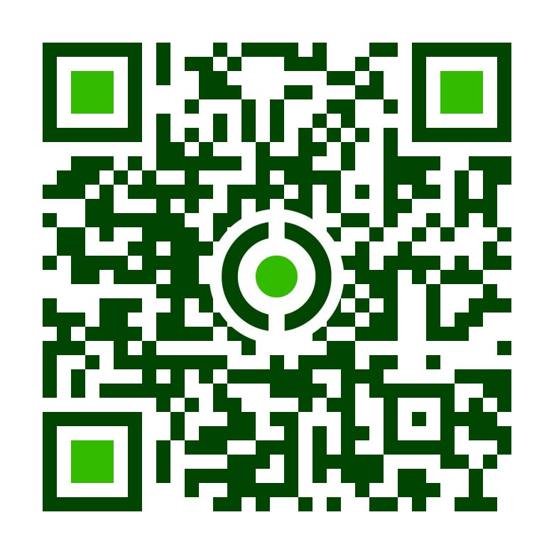 Diáknapok Mobil QR kódja