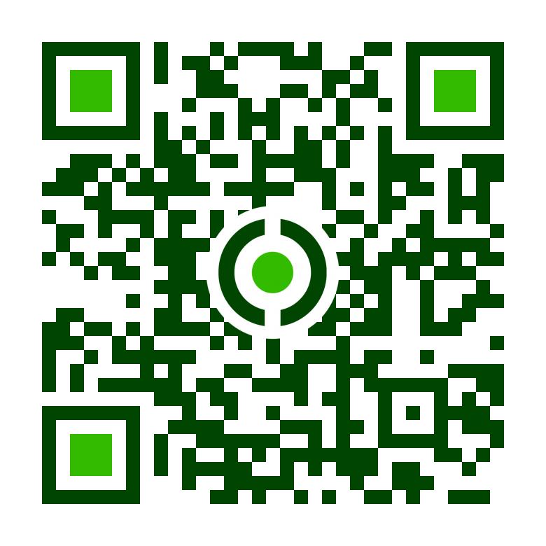 Bálványos Resort Mobil QR kódja