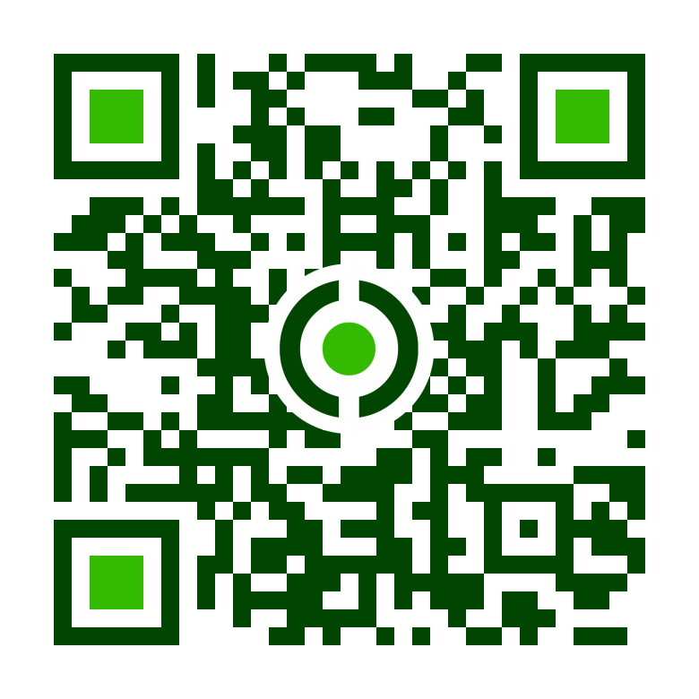 Helpnep 417 Mobil QR kódja