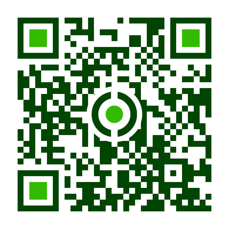 Pro Pectus Egyesulet Mobil QR kódja