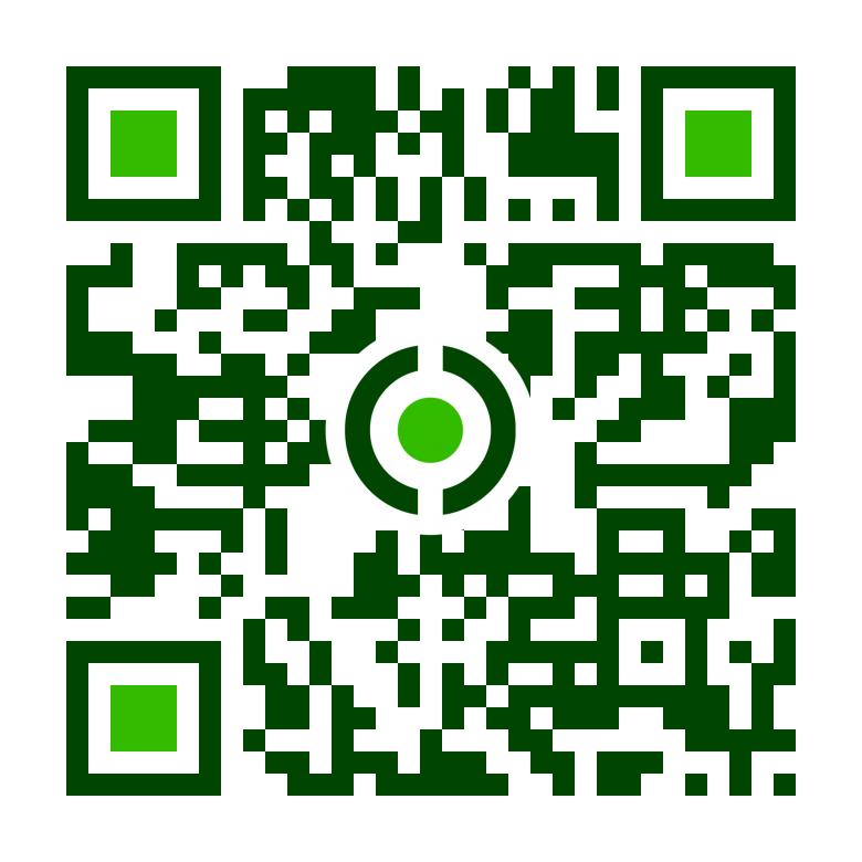 MAGMA Kortárs Mûvészeti Kiállítótér Mobil QR kódja