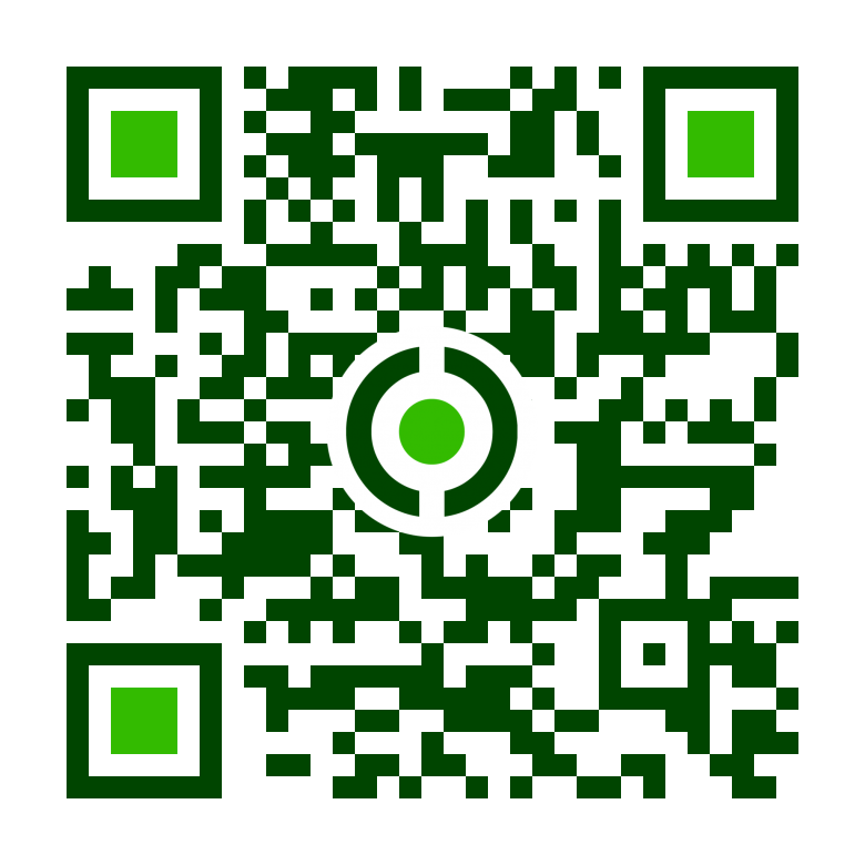 Allmassive Rádió Mobil QR kódja
