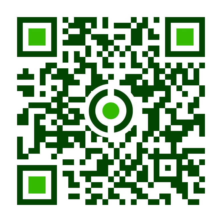 Háromszék Táncegyüttes Mobil QR kódja