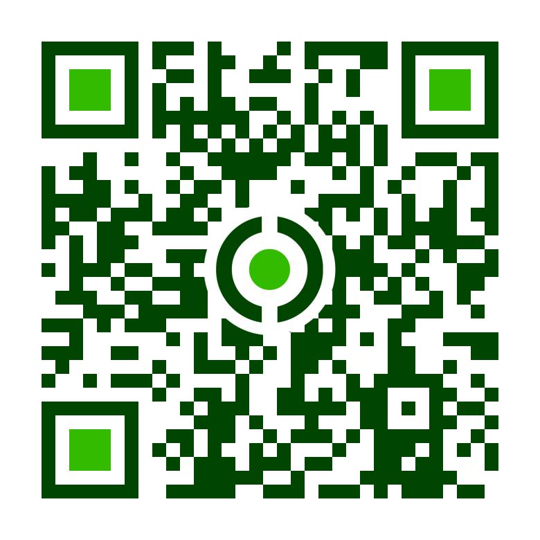 Kézdivásárhely Infó Centrum Mobil QR kódja