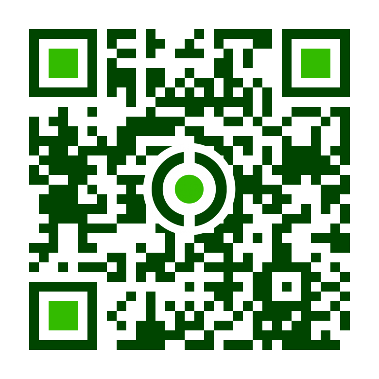 Hargita Megyei Hagyományőrzési Forrásközpont Mobil QR kódja