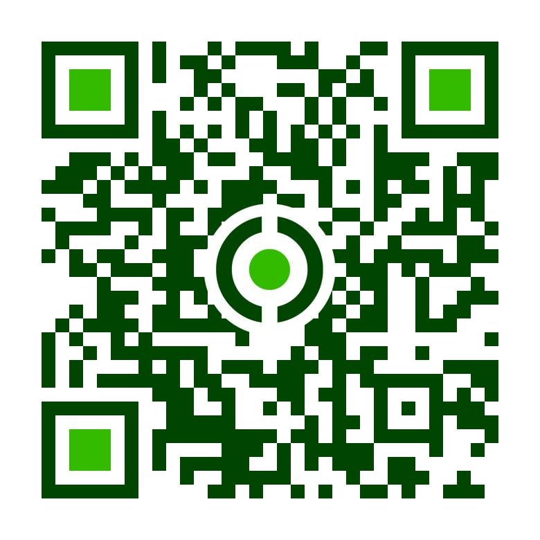 Biró Levente Mobil QR kódja