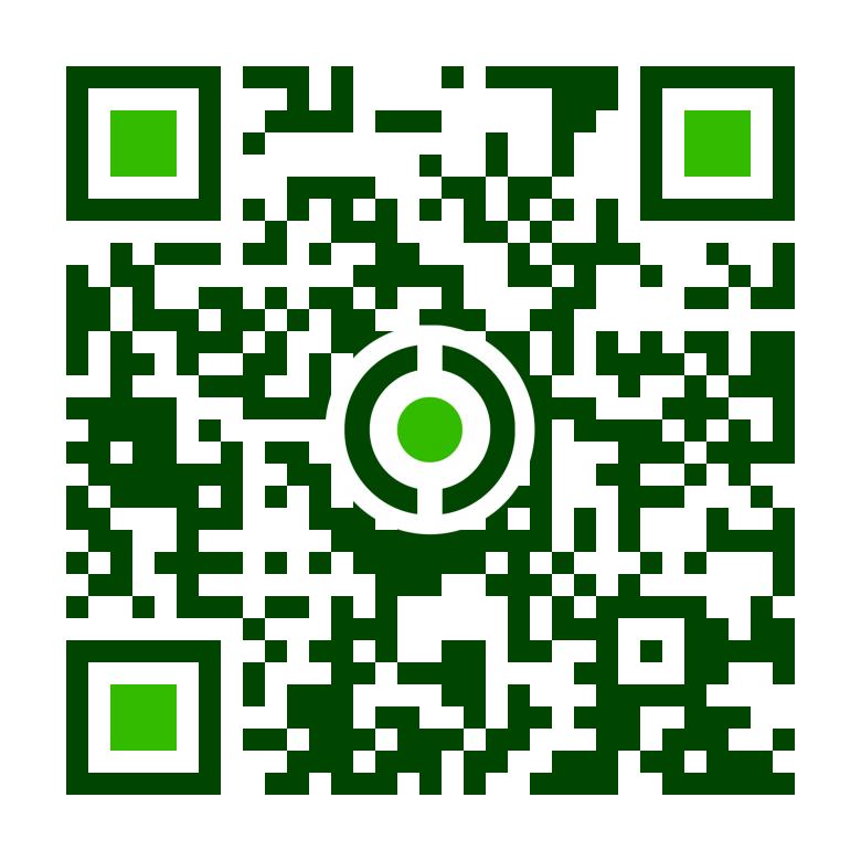 Kézdi Filmklub Mobil QR kódja