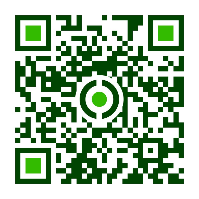 Woodoo Mobil QR kódja