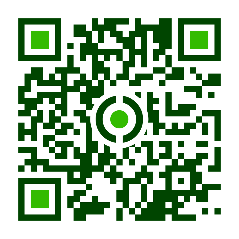 Melika Mobil QR kódja