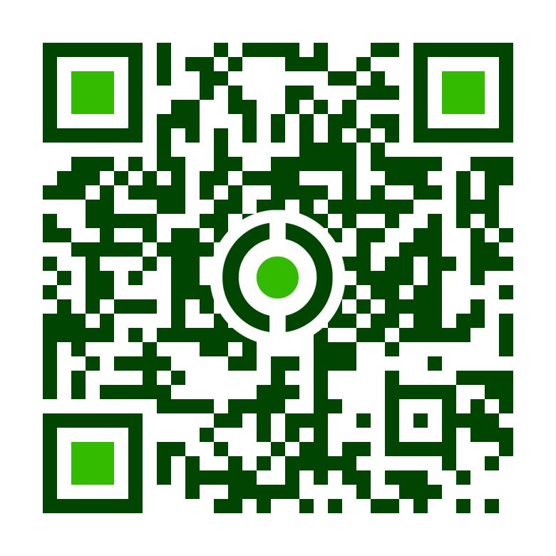Airquee  Mobil QR kódja