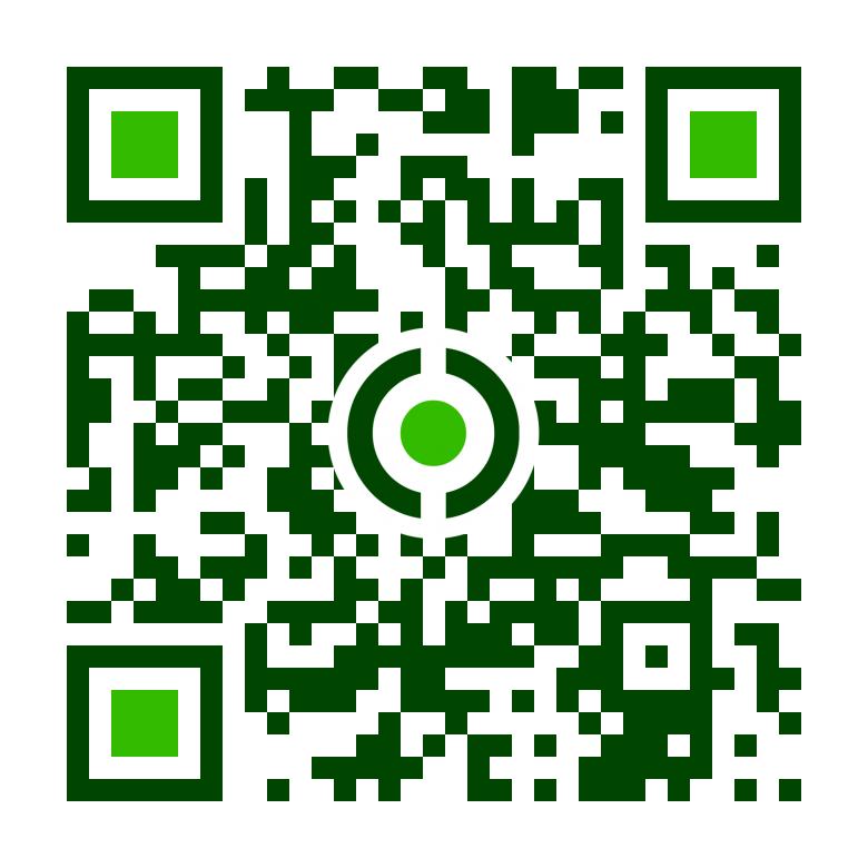 Wegener-Pro Sanitate Alapítvány Mobil QR kódja