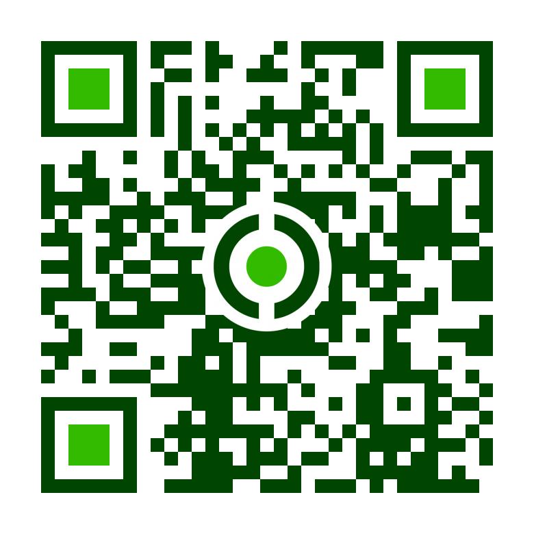 Eco Verda Steam Wash Mobil QR kódja
