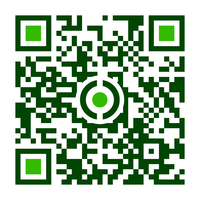Személynyilvántartó Iroda Mobil QR kódja