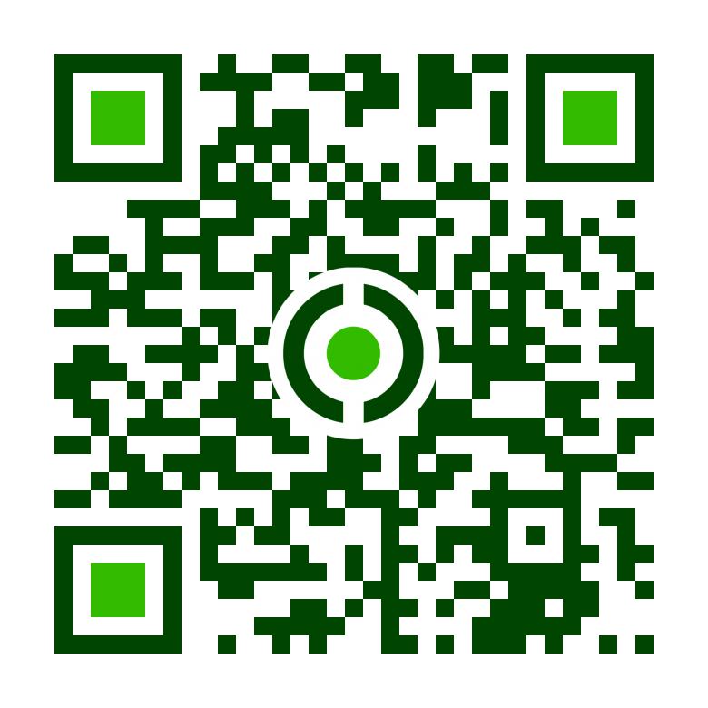 Francia Pékség Mobil QR kódja