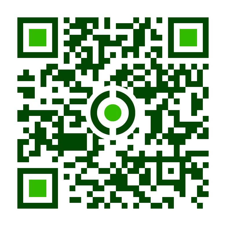 Fun Cafe Mobil QR kódja