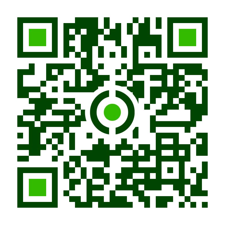 Háromszéki Közösségi Alapítvány Mobil QR kódja
