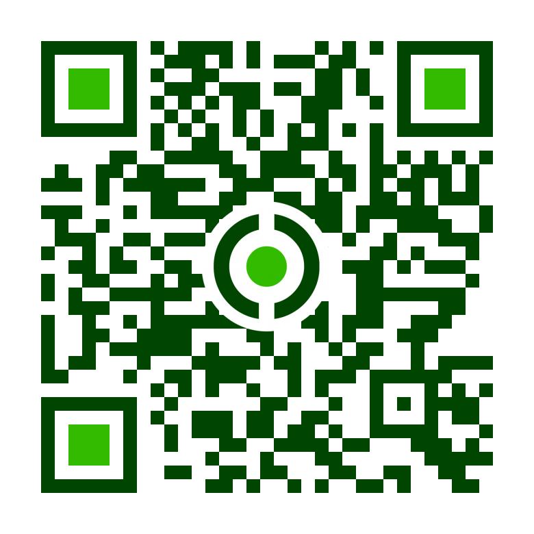 Erdély Arca Szépségverseny Mobil QR kódja